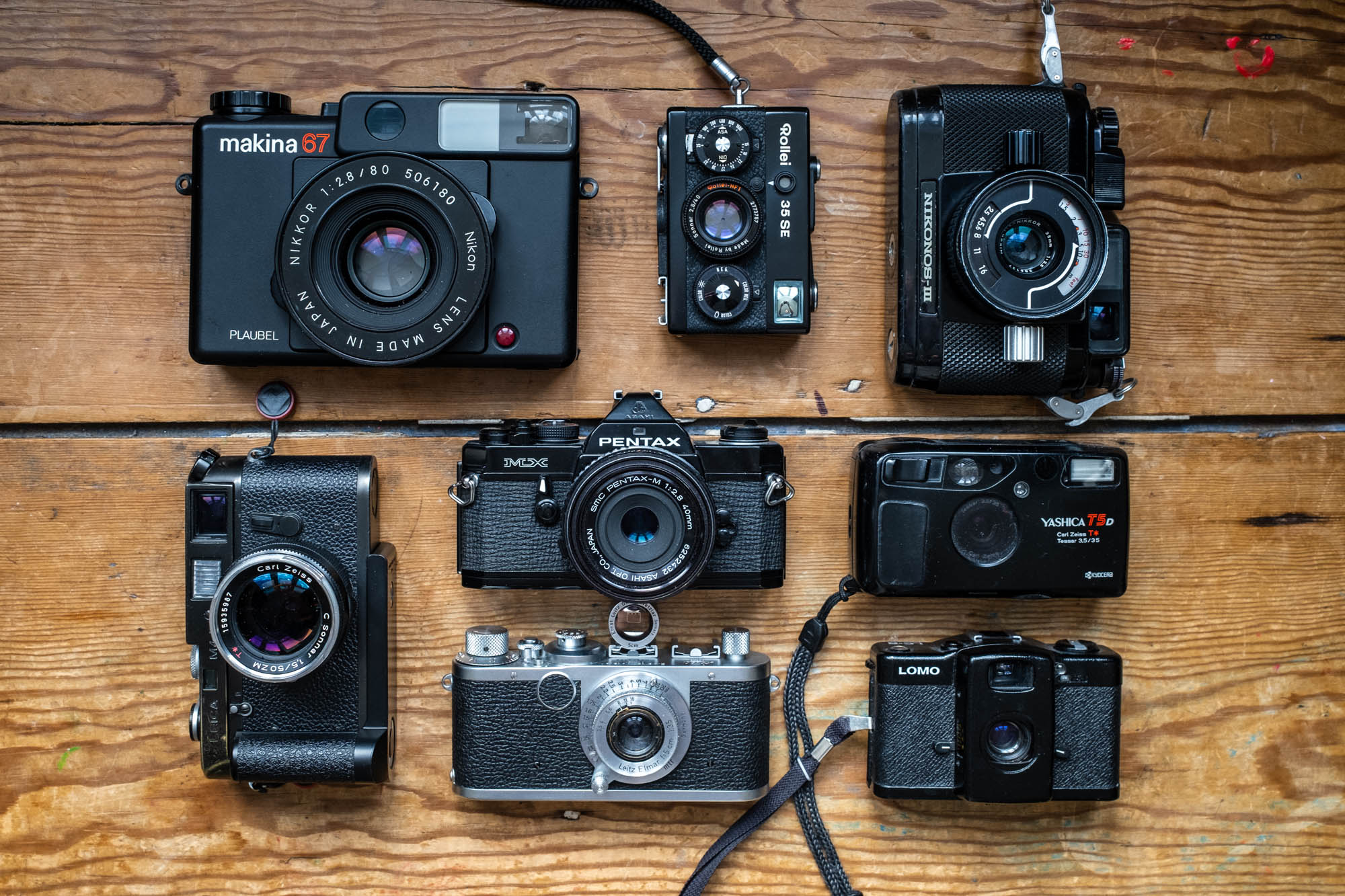35mmc is a community-authored blog about photography and cameras, it's a wonderful source of knowledge and inspiration   Reviews – photography equipment and peripheral reviews.  Theory & Reflections – Photography theory…